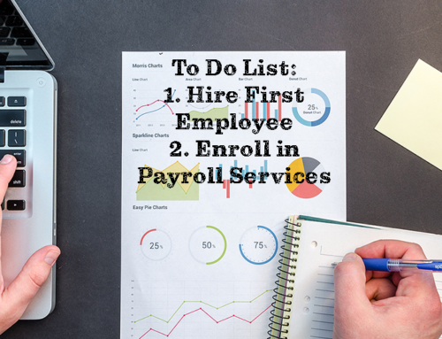 Why should small business payroll service be enlisted when a business owner hires his first employee instead of doing it himself?