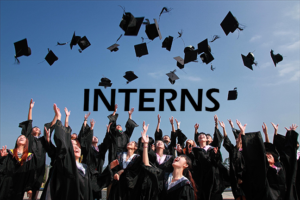 Do interns have to be on payroll or can they be paid as a 1009 freelancer?