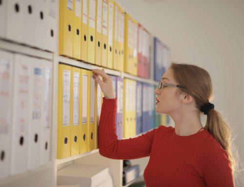 How long should you retain employee records?