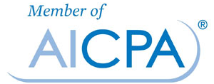 Member of AICPA - American Institute of Certified Public Accountants
