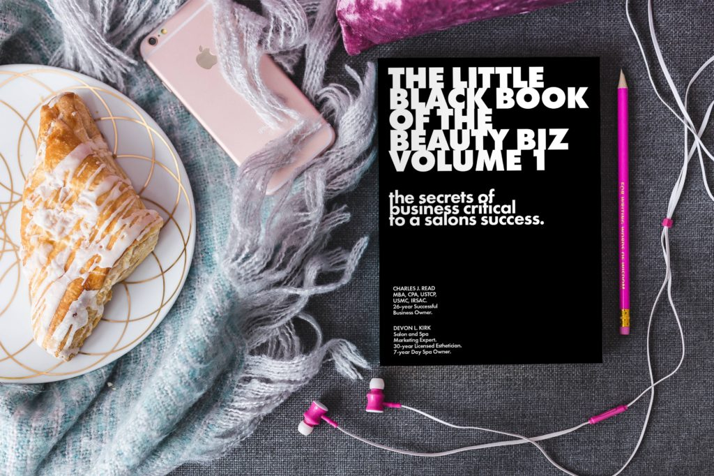 The Little Black Book of the Beauty Biz, Volume 1 by Charles Read and Devon Kirk