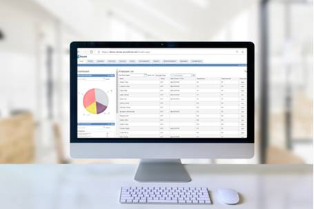 Time Keeping - Quickly View All Employee Details